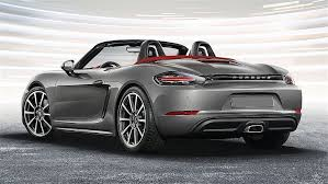 2018 porsche boxster msrp. plain porsche porsche 718 boxster review on 2018 with msrp