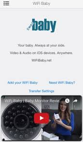 Best Video Baby Monitor App   iPhone WiFi Baby Monitor App Setup