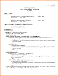 5 Examples Of A Cv Pdf Download Attorney Letterheads
