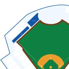 Isotopes Park Interactive Baseball Seating Chart