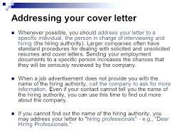 How To Address A Resume Envelope How To Address A Resume Envelope