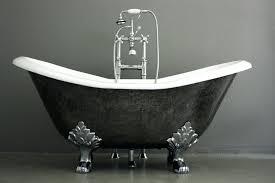 cast iron bathtubs cast iron double slipper tub with second hand cast iron baths melbourne