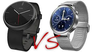 huawei 2 smartwatch. huawei watch vs moto 360 2 smartwatch
