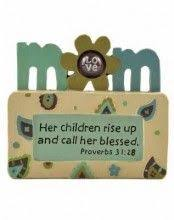 home decor plate x: home decor mom her children rise up pack of