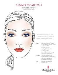 Ea Face Chart Kellyrocks Style Blog
