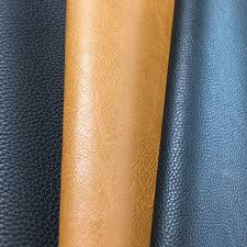faux leather material