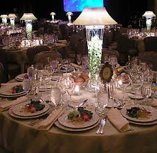 wedding table lighting. Wedding Table Lighting Decor Large Receptions N