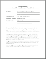 Examples Of Grant Proposals Art Proposal Template Sample For