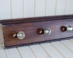 Knob Coat Rack Architectural Salvage Coat Rack Rustic Coat Rack Antique 51