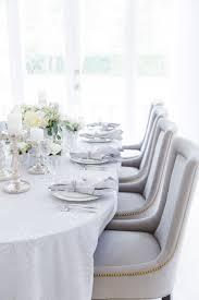 Winter White Dinner Party \u2013 Fashionable Hostess
