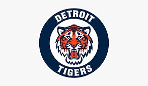 Detroit Tigers Circle Logo - Detroit Tigers Logo Vector, HD Png Download ,  Transparent Png Image - PNGitem