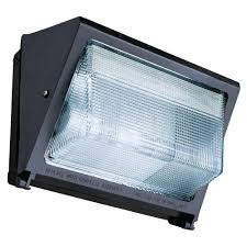 lithonia lighting 150 watt outdoor bronze metal halide wall pack twr1 150m tb lpi the home depot