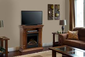 dimplex deerhurst entertainment cabinet with 20 electric fireplace