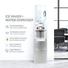 countertop ice maker and water dispenser best countertop ice maker water dispenser