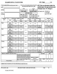 Blood Test Chart Template Blood Test Normal Range Chart Pdf Forms And Templates