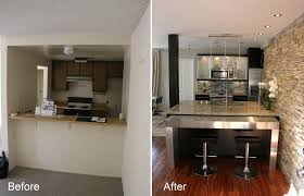 Small Picture Before and After Kitchen Remodels Photos All Home Decorations