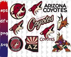 Between the arizona connection and the armstrong connection, it wouldn't be shocking to see van ryn turn the blues' defensive coaching position over to. Arizona Coyotes Arizona Coyotes Svg By Digitalsvgdream On Zibbet