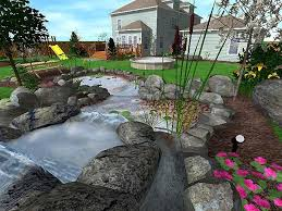Small Picture Realtime Landscaping Architect 2017 Crack supports various types