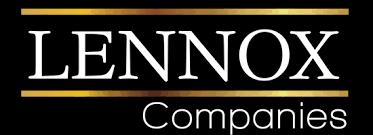 lennox logo. about us lennox logo