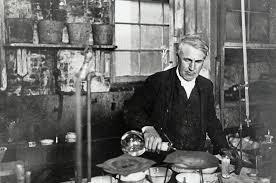 Thomas Edison Saw The Value Of Renewable Energy