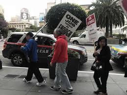 Strike Workers Marriott Convention Hotel Season Sf In Busy Amid wpOTFq4O