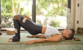 yoga poses to relieve knee pain