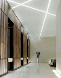 office false ceiling. gypsum builtin lamp for false ceiling purewhite collection by panzeri office