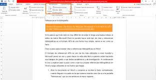 Ejemplos Formatos Y Estilos De Referencias Apa 2019