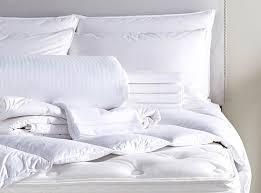 striped bed bedding set five