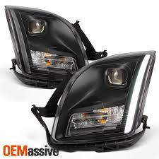 2008 Ford Fusion Side Marker Light Black For 2006 2007 2008 2009 Ford Fusion Light Bar Signal Projector Headlamps