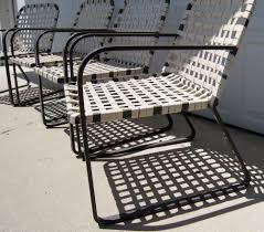 vintage mid century modern patio furniture. Vintage Brown Jordan Lido Chairs Original Mid Century Modern Patio Furniture D