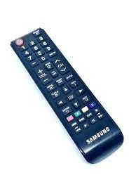 Controle Remoto TV Samsung UN40J5200 - Original - Eletro Parts