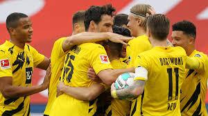 Check spelling or type a new query. Bundesliga Dortmund Und Wolfsburg In Der Champions League Zdfheute