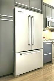 kitchenaid counter depth fridge refrigerator problems bottom freezer refrigerator counter depth fridge counter depth bottom mount
