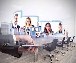 Video Conferencing How To Speak Dynamically In Front Of The Camera
