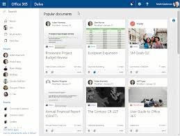 Delve Organization Chart Ai Based Office 365 Delve And Microsoft Graph To Offer More