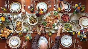 Get the Menu: Tried & True Thanksgiving Menu
