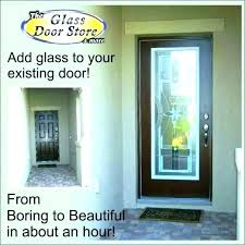 front door glass inserts exterior cool home depot canada