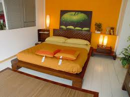 Brown And Orange Bedroom Ideas Awesome Design