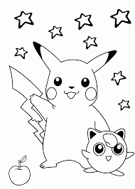 Free Printable Coloring Pages For Kids Ps25 Smiling Pokemon Coloring