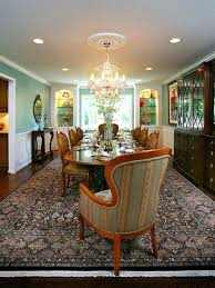 recessed light to chandelier dining room recessed lighting for goodly dining room with regarding popular household