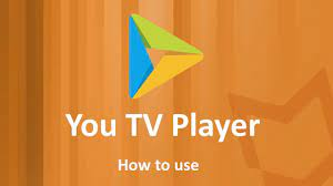 how to use you tv player you