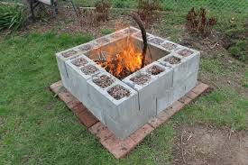 low cost and easy diy fire pit diy fire pit ideas