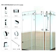 sliding glass shower doors hardware sliding glass shower door parts sliding glass shower door parts sliding