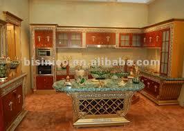 Cucine Di Lusso Americane : Casa di lusso armadio da cucina classico tavolo mano