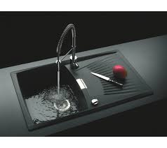 schock venus d 100 cristalite granite sink 1 0 bowl four colours onyx