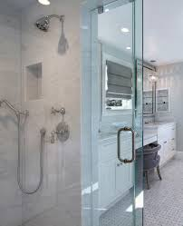 shower marble slab shower walls ceiling and bench are carrara slab shower with solid slab shower walls