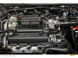 1996 Honda Accord LX Sedan 2.7 Liter SOHC 24-Valve V6 Engine Photo ...