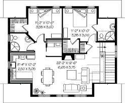 2 bedroom apartment plans 4 floor