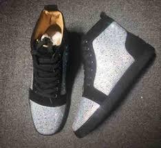 famous lighting designer. Wholesale Men Women Shoes Rhinestone Red Sole Sneaker High Top Famous Designer Brand Bottom Sneakers Mens Lighting Designers Deals